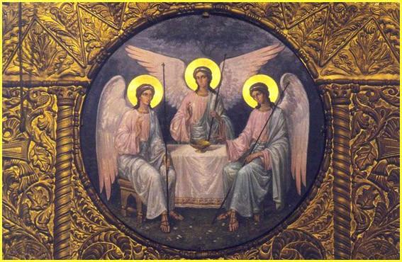 Святая Троица 18