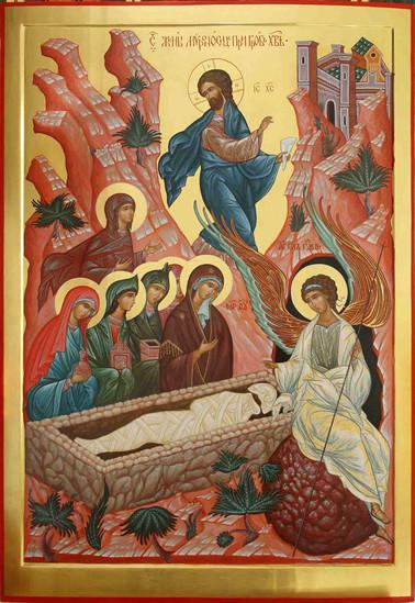 Св Жены-мироносицы