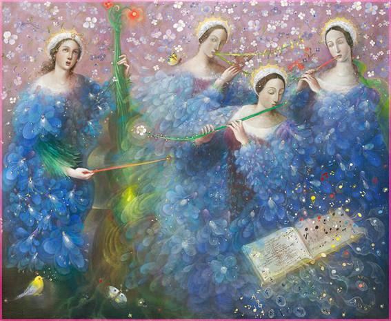 Ангелы поют 1
