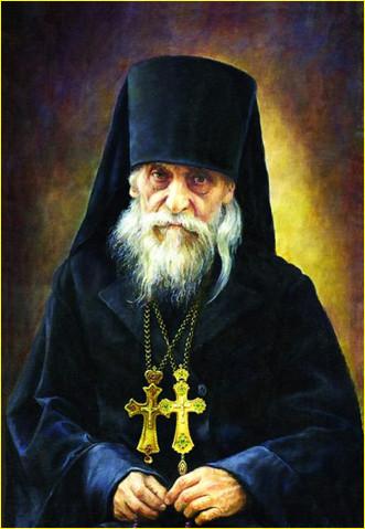 Архим Серафим Тяпочкин