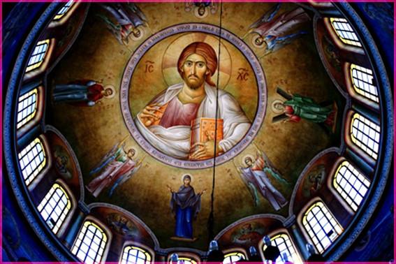 Господь на куполе 19