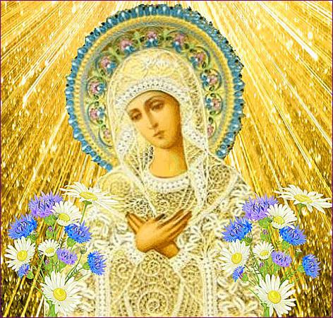 Икона Божией Матери 22