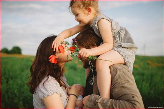 Семейное счастье 123
