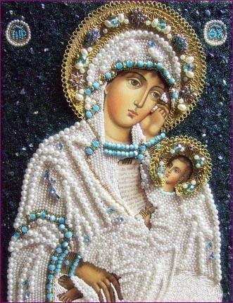 Икона Пресвятой Богородицы 18