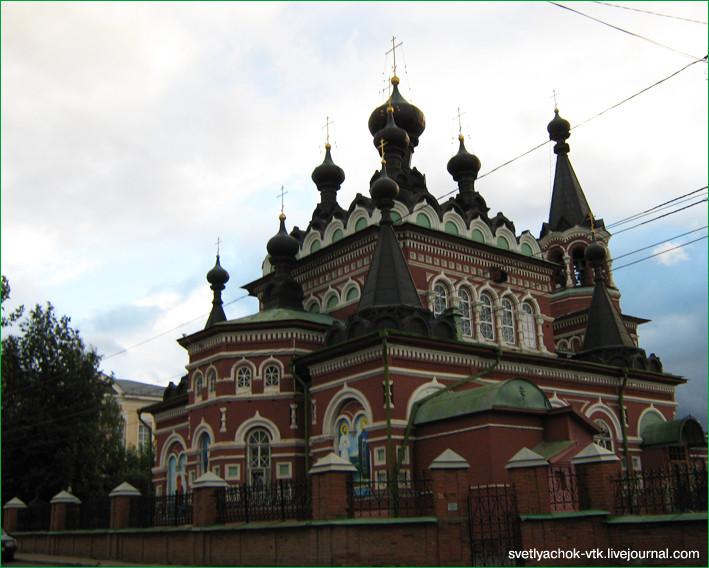Серафимовский собор