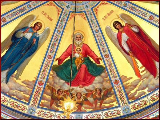 Святая Троица 23