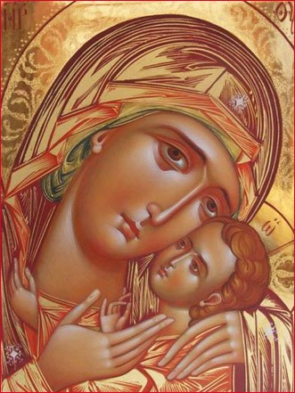 Икона Божией Матери 18