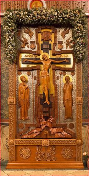 Крест-распятие 5