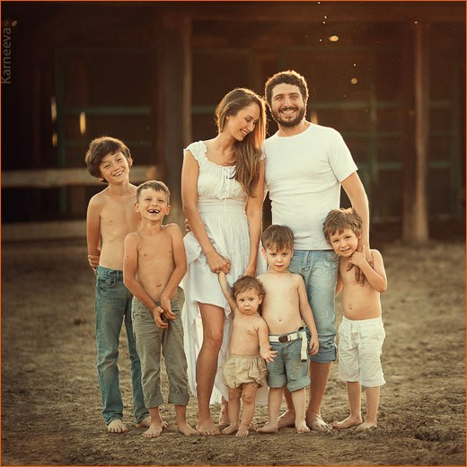 Семья 8