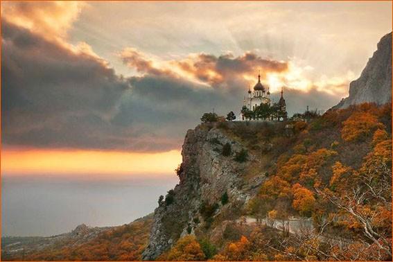 Крым Форос