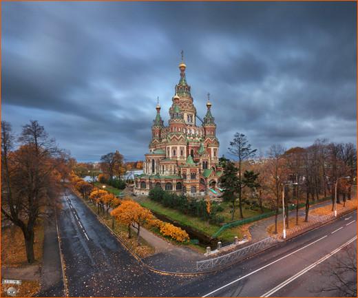 Храм Петра и Павла Сергей Дегтярёв 1