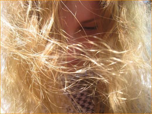 На ветру