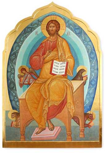 Господь на престоле 4