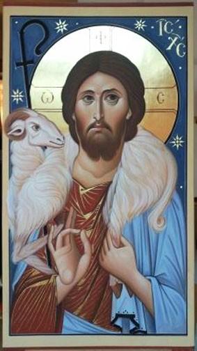Ггосподь-Пастырь