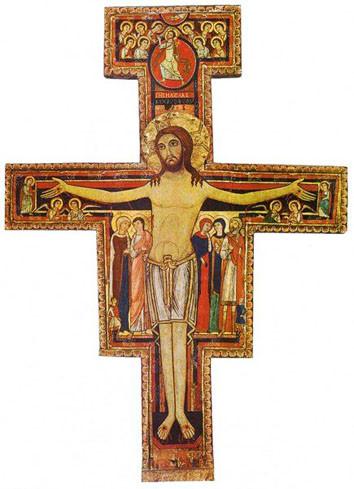 Крест-распятие 7