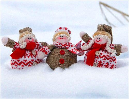 Снеговички 2