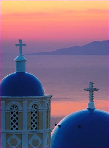 Greece. Santorini.