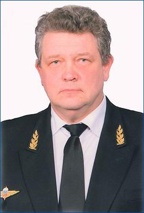 Полковник Владимир Алексеевич Господ