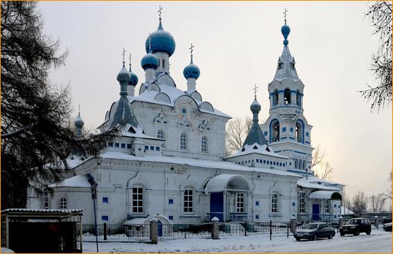 Покровский храм г Кирс Сергей Ситчихин