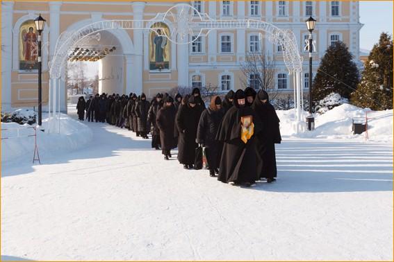 Серафимо-Дивеевский м-рь
