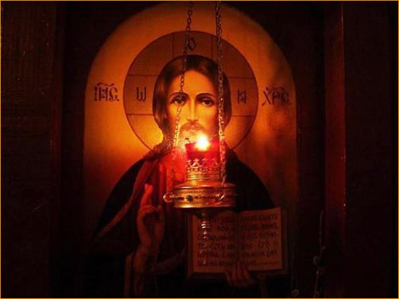 икона Господа Иисуса Христа 4