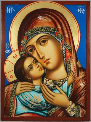 Икона Божией Матери 27