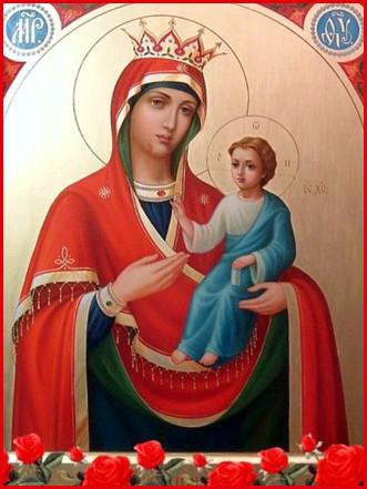 Иверская икона Божией Матери 1