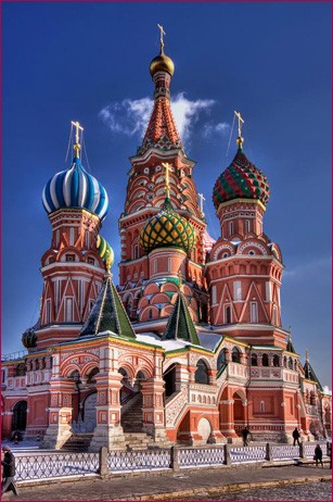 Покровский собор Москва