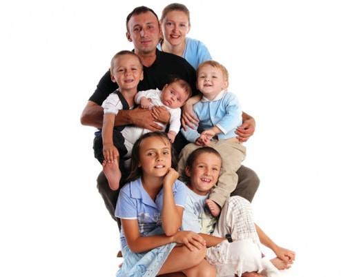 5 детей 5