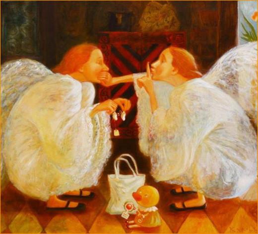 Два ангела 6