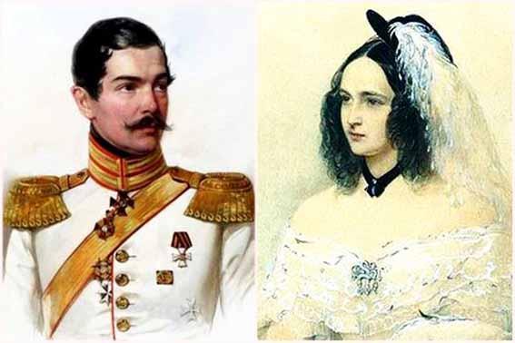 Ланские Петр Петрович и Наталья Николаевна