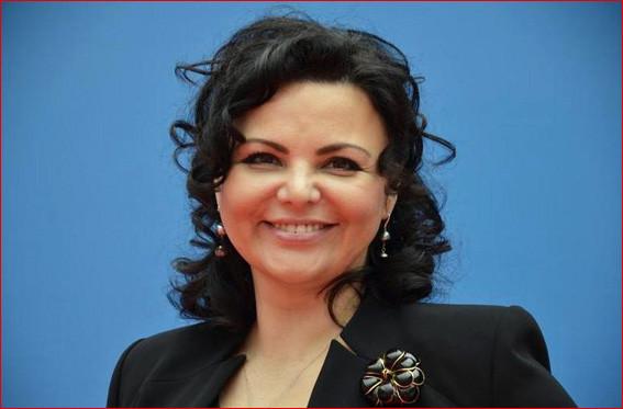 Елена Леонидовна Николаева, депутат Госдумы РФ