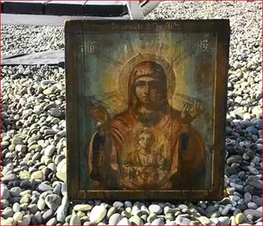 Икона Божией Матери Знамение в Сочи