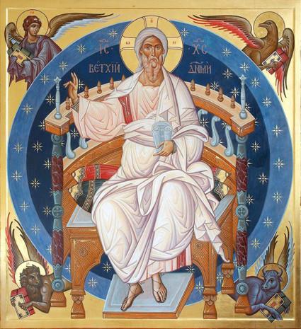 Господь на Престоле 10