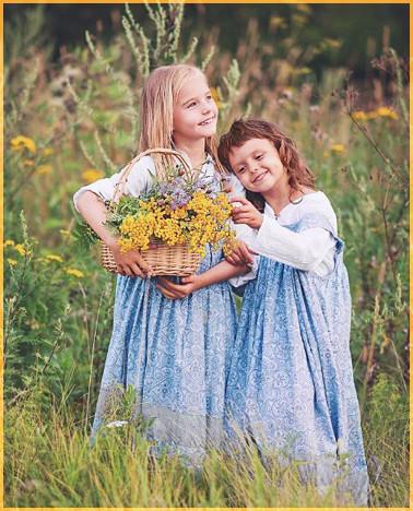 Две сестрички 1