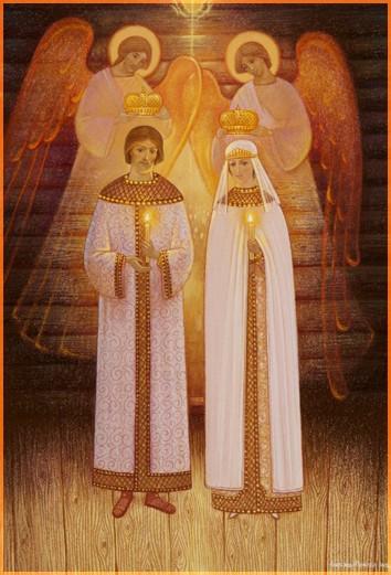Св Петр и Феврония 1