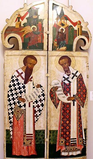 Апостолы Петр и Павел 1