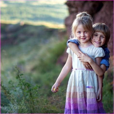 Брат и сестра 1