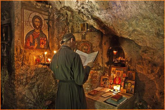 Молитва священника 1