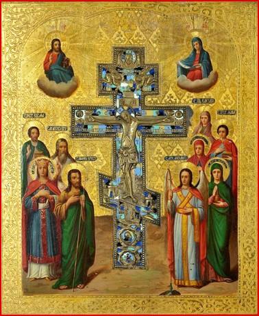 Крест-распятие 1