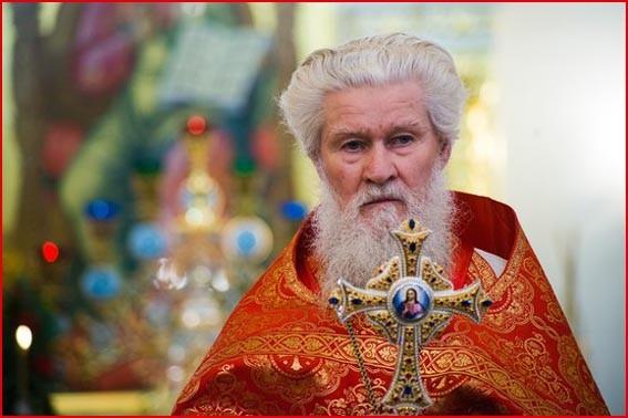 Протоиерей Виталий Марфушкин
