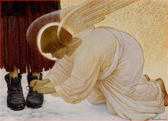 Ангел-помощник