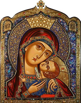 Икона Пресвятой Богородицы 37