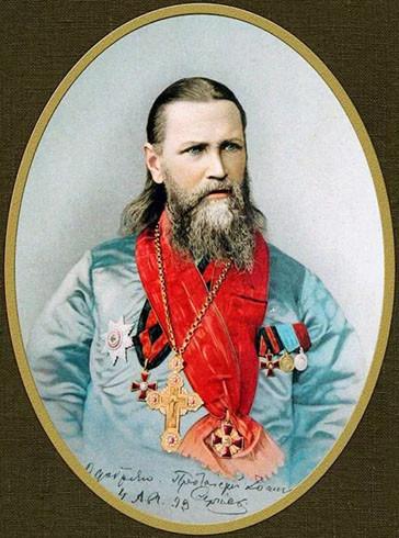 Св. прав Иоанн Кронштадтский