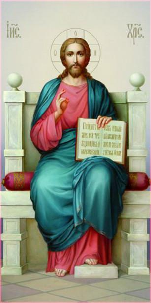 Господь на престоле 3