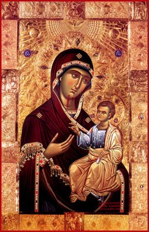 Иверская икона Божией Матери 3