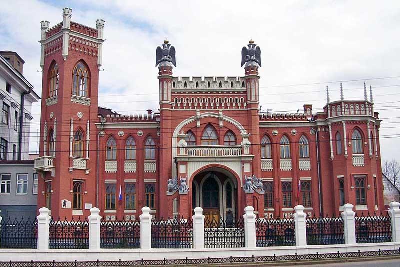 Дом купца Булычева