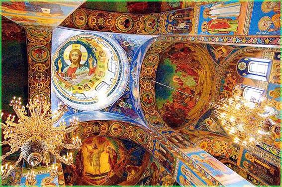 Купол Спаса-на-крови