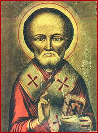 Великорецкая икона свт Николая чудотворца