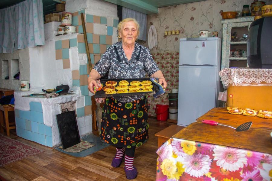 Бабушкины ватрушки